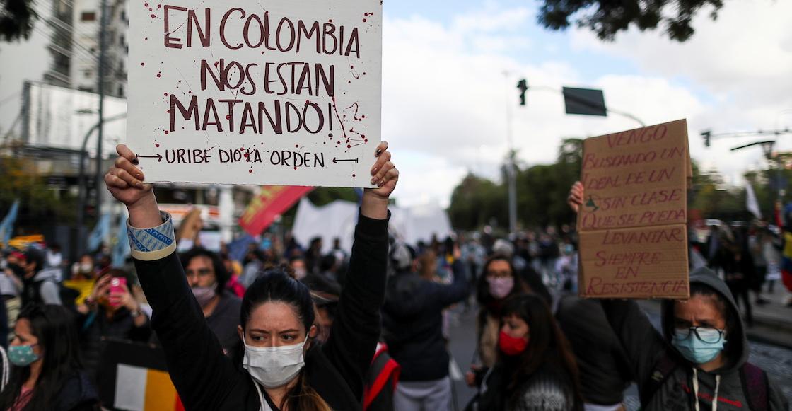 Gobierno de Colombia y Comité del Paro se reunirán este lunes