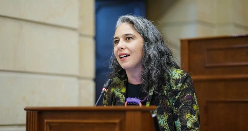 María José Pizarro, diputada de Colombia: «La reforma tributaria fue la gota que rebasó el vaso de la sociedad colombiana