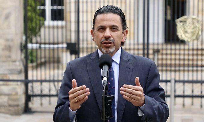 Anuncian inicio de negociaciones en Colombia este domingo 16 de mayo