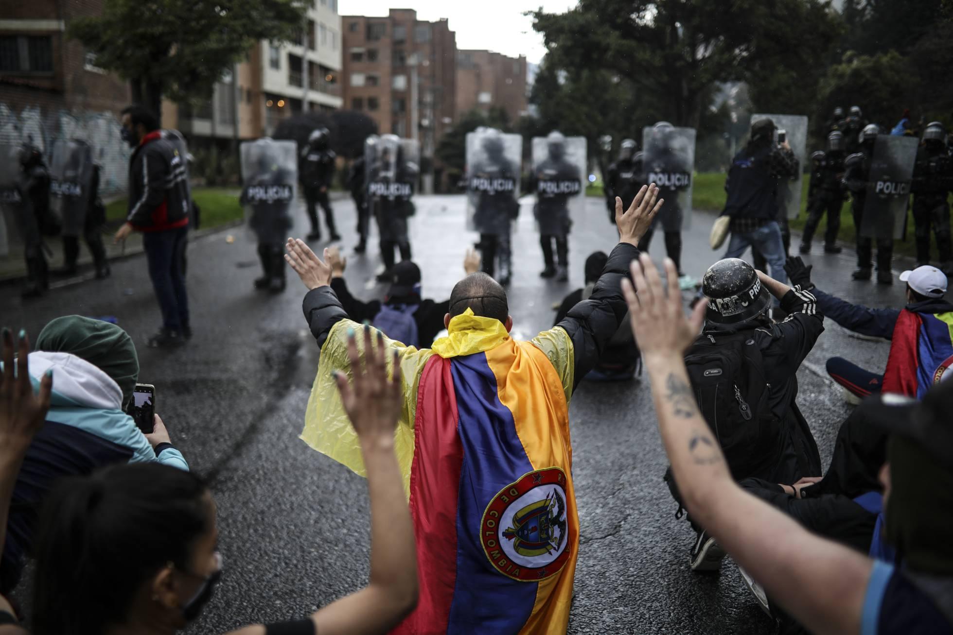 Colombia ¿Por qué persisten las protestas contra el régimen de Iván Duque?