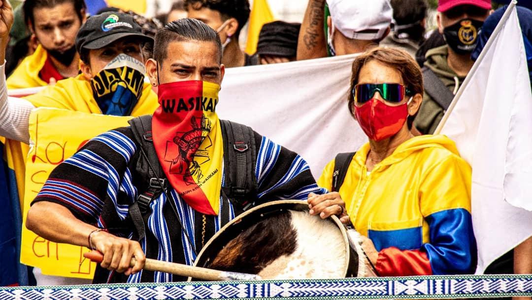 Fin de semana sangriento en Colombia
