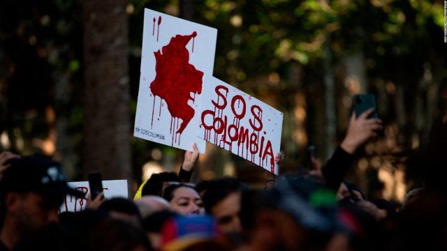 comité del paro colombia