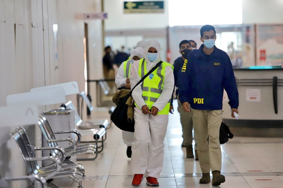 """ONU insta al Gobierno de Sebastián Piñera a suspender """"de inmediato"""" deportaciones de migrantes"""