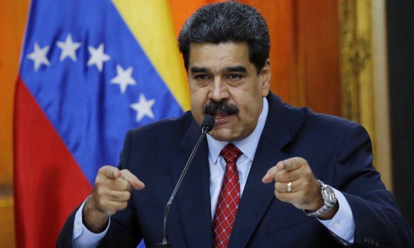 Maduro exhortó a Guterres y Bachelet a dar respuestas frente a la matanza del pueblo colombiano por gobierno de Duque