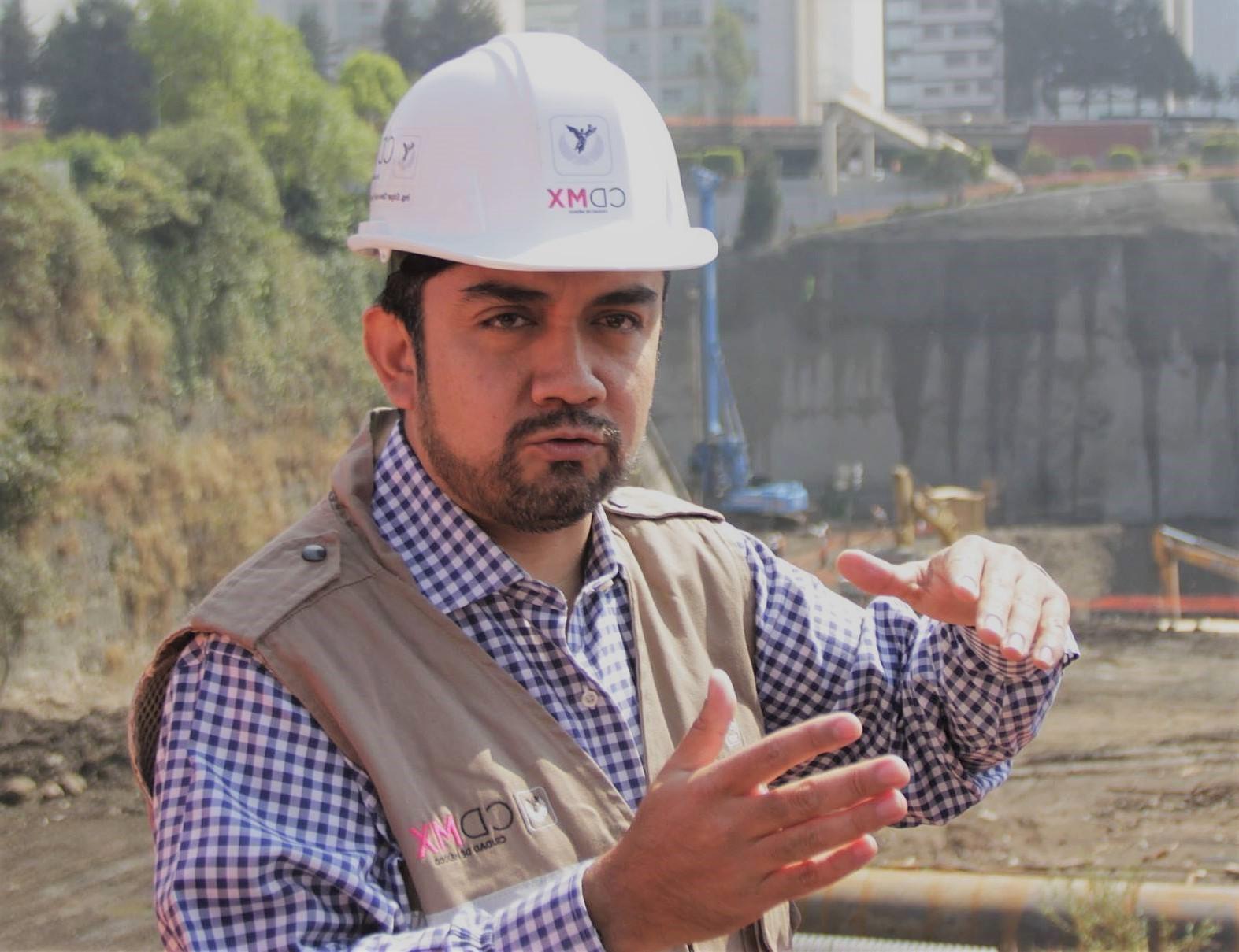 Tras ser extraditado de España, detienen a Edgar Tungüí, excomisionado para la reconstrucción en CDMX