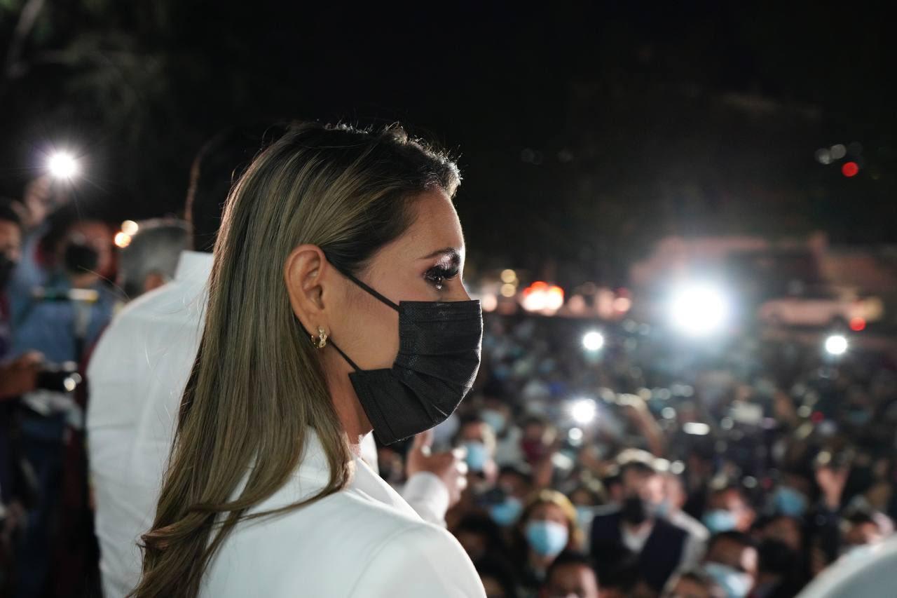 No voy a caer provocaciones: AMLO sobre nepotismo en el caso Evelyn Salgado
