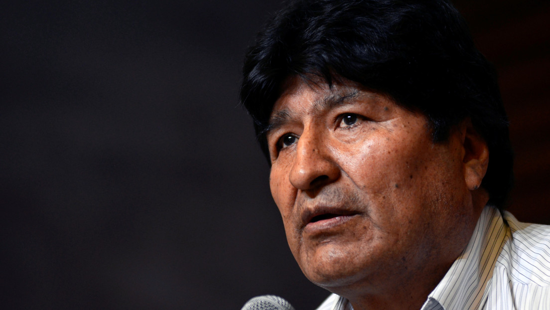 Michael Humaña candidato a Constituyente de Chile, dialoga con Evo Morales Ayma ex presidente del Estado Plurinacional de Bolivia