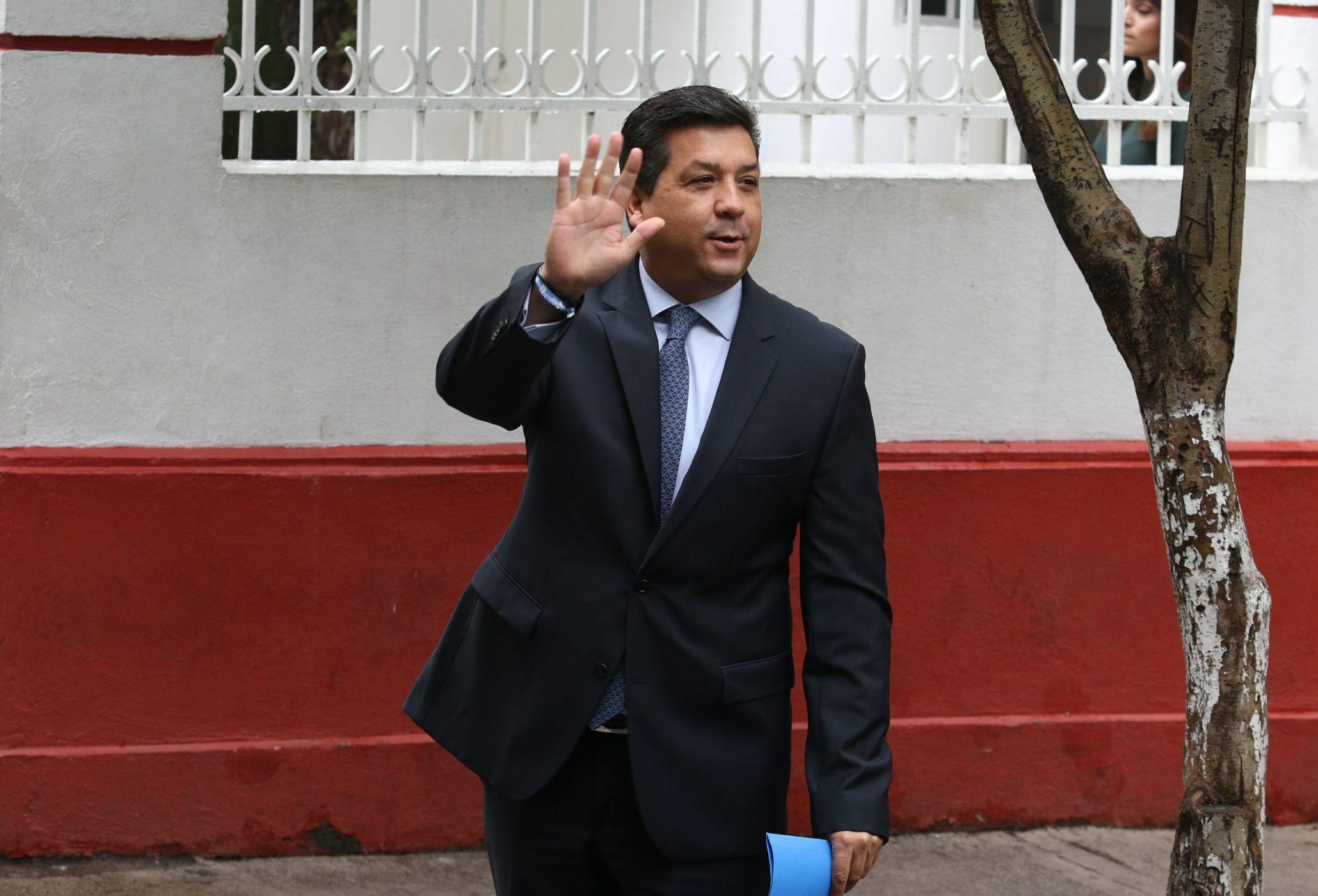 García Cabeza de Vaca acusa a la FGR de negarle acceso a información enviada por EU