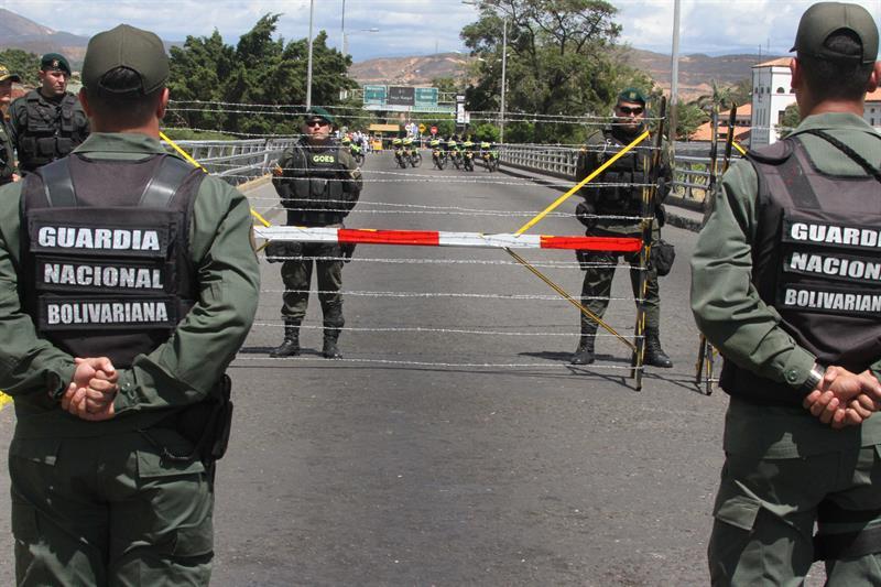 Venezuela rechaza decisión de Colombia de abrir unilateralmente los pasos fronterizos entre ambos países