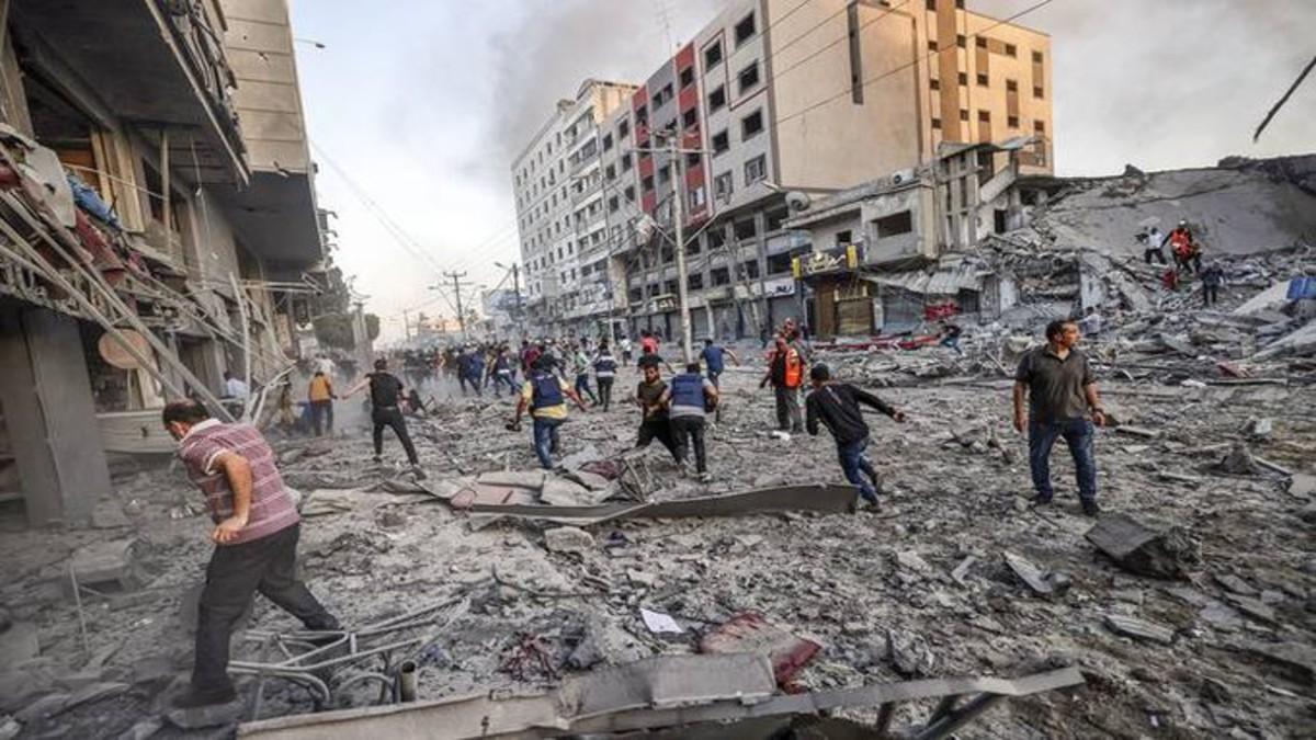El Consejo de DDHH de la ONU aprueba investigar violaciones en Gaza e Israel