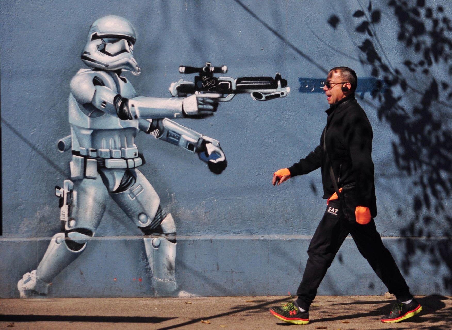 Star Wars, una fuerza invencible