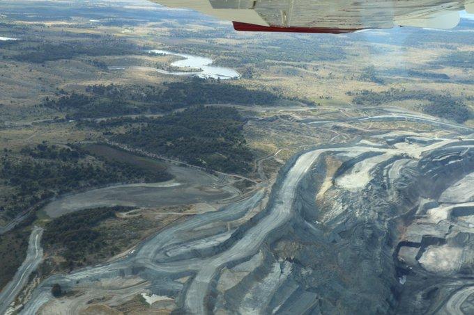 Día clave para Isla Riesco: Corte Suprema definirá si es el fin de la mina a cielo abierto de carbón más grande de la historia de Chile