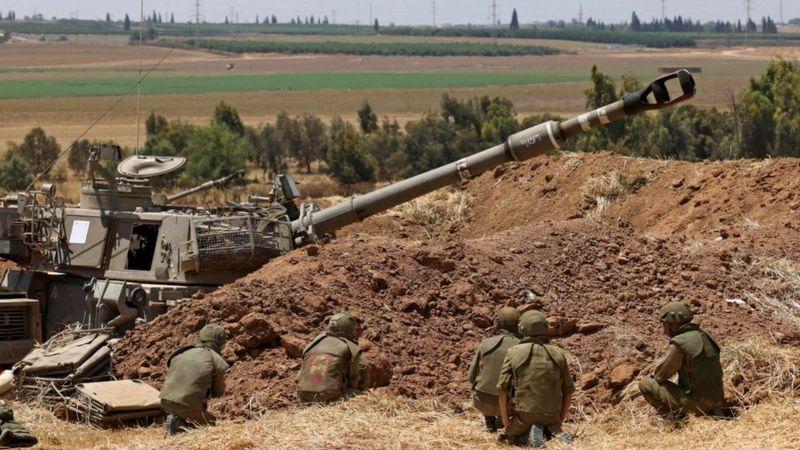 Israel informó que destruyó oficina del jefe de fuerzas de seguridad de Hamás