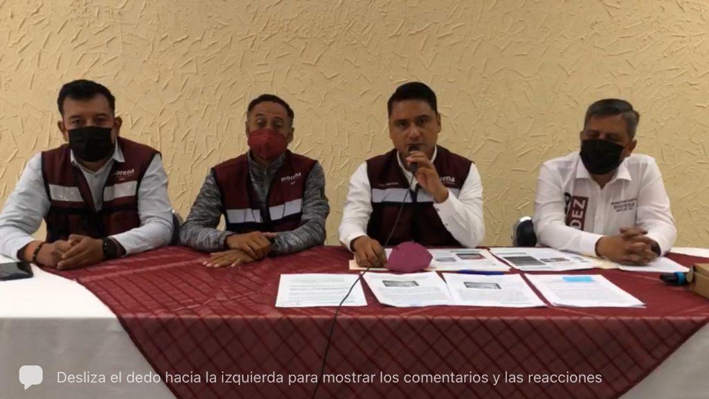 Esperábamos esta guerra sucia: candidato de Morena sobre la propaganda con su nombre que presuntamente condiciona la vacunación antiCovid