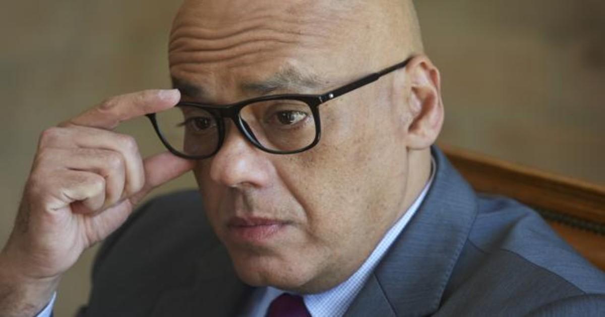 Diálogo pero sin amnesia pide el presidente de la Asamblea Nacional de Venezuela