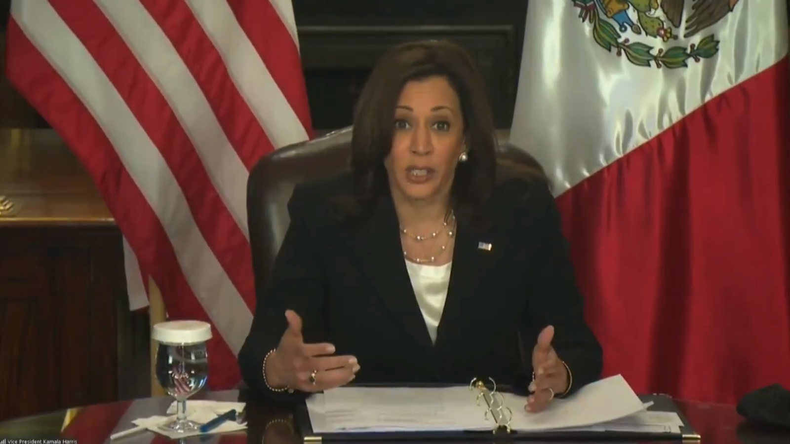 México y EU pactan fortalecer la seguridad fronteriza, combatir narco y tráfico de personas