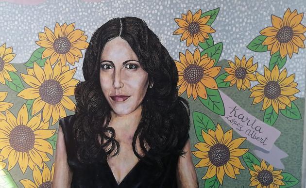 Tras 7 años, sentencian a feminicida de Karla López Albert