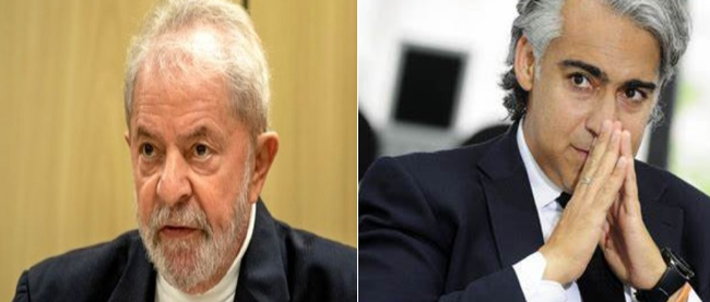 Lula da Silva respalda a Marco Enríquez-Ominami: «Hemos sido víctimas de la utilización de la justicia como arma de guerra política»