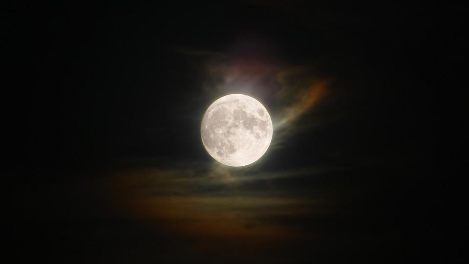 luna nasa robot