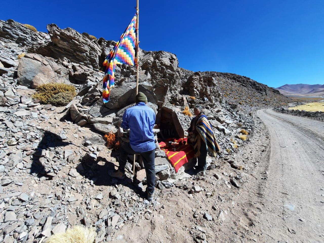 Comunidad Colla de Atacama denuncia graves atropellos de transnacional minera: Por un par de sondajes son capaces de matarnos o herirnos