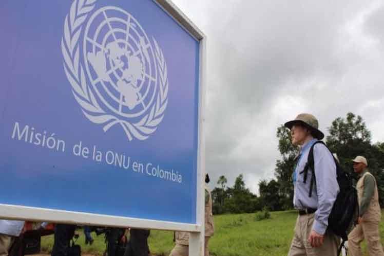 ONU Colombia pide avanzar lo más rápido posible en negociaciones