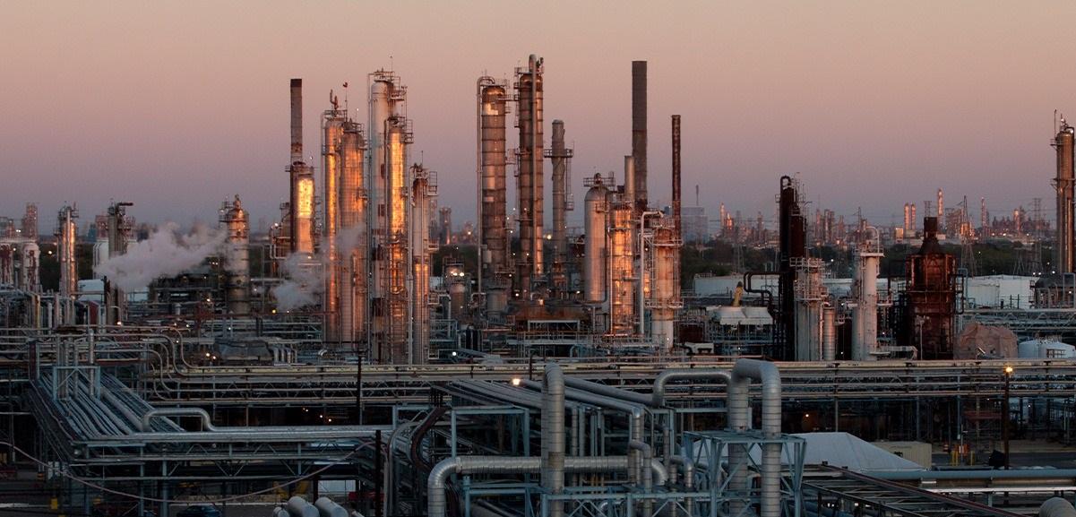 La refinería de Deer Park en Texas, ahora propiedad de Pemex
