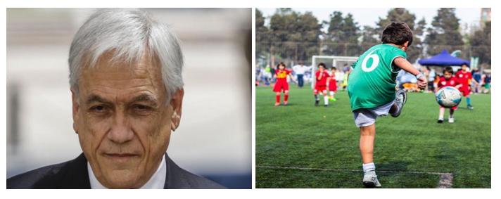 El fracaso de las políticas públicas sociales de deporte del presidente Piñera 2