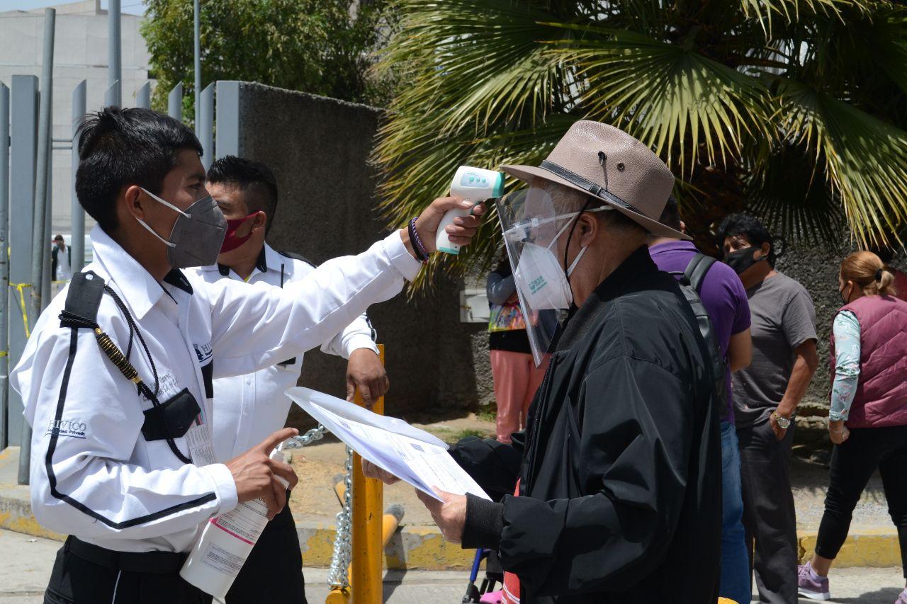 Avanza el proceso de vacunación en Puebla: van 595 mil 204 poblanas y poblanos vacunados