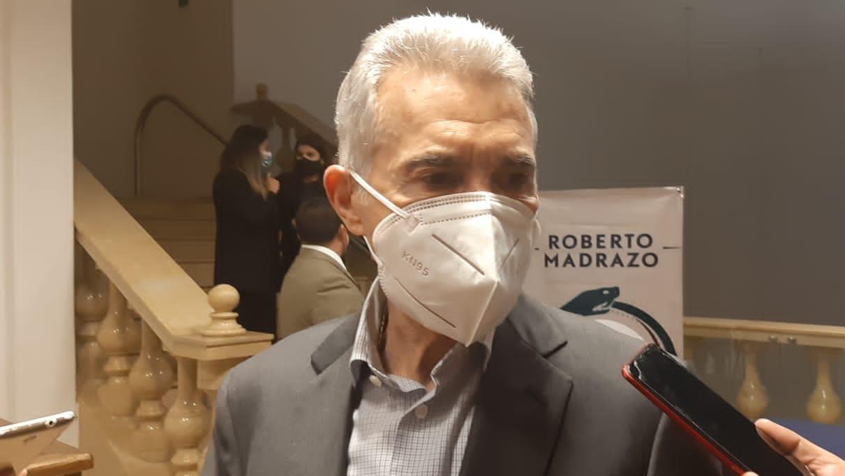 Alianza PRI-PAN, para «salvar a México», opina Roberto Madrazo