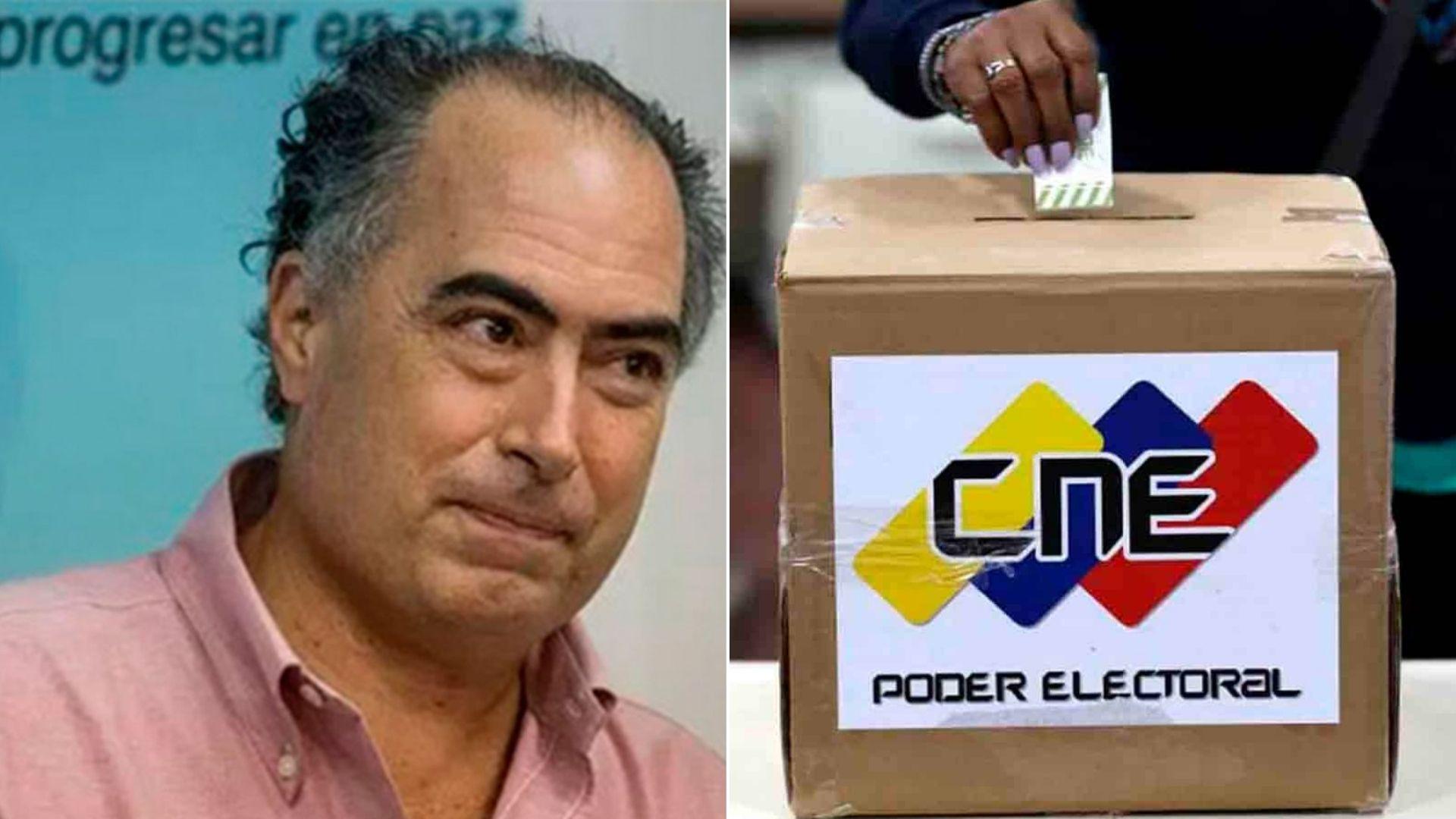 """Nuevo rector principal del CNE venezolano: """"pese a las dudas  crecerá la confianza"""" en el organismo electoral"""