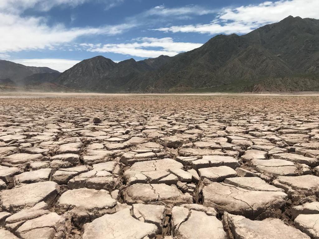 México vive la peor sequía en décadas, alerta NASA