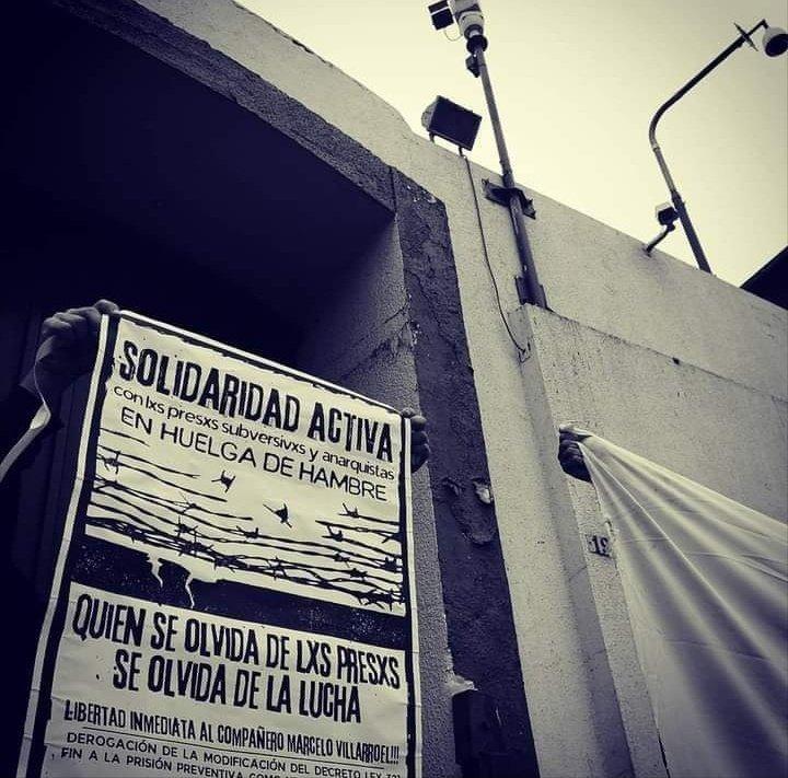 La libertad condicional como derecho: Presos políticos cumplieron 44 días en huelga de hambre por modificación del decreto 321