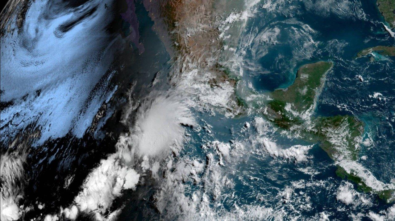 Se forma primera tormenta tropical, adelantándose 6 días la temporada de huracanes 2021