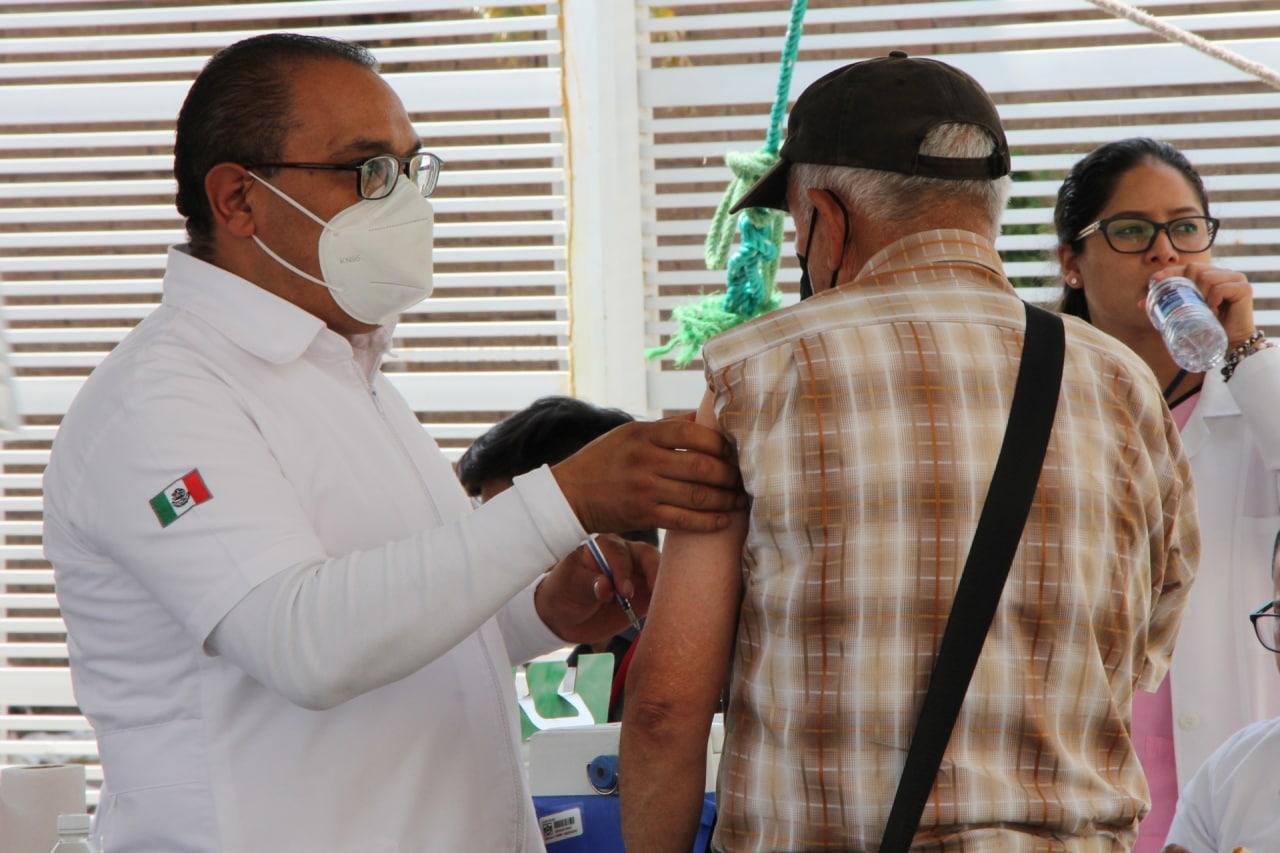 Más de 82 mil adultos mayores de 60 han recibido segunda dosis de vacuna contra COVID; continúan las aplicaciones