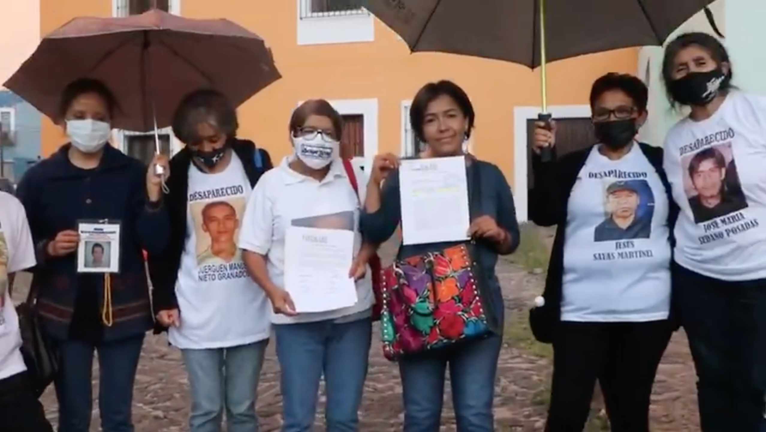 «Ya estamos preparando una ley»; Barbosa sobre Ley de Desaparecidos en Puebla