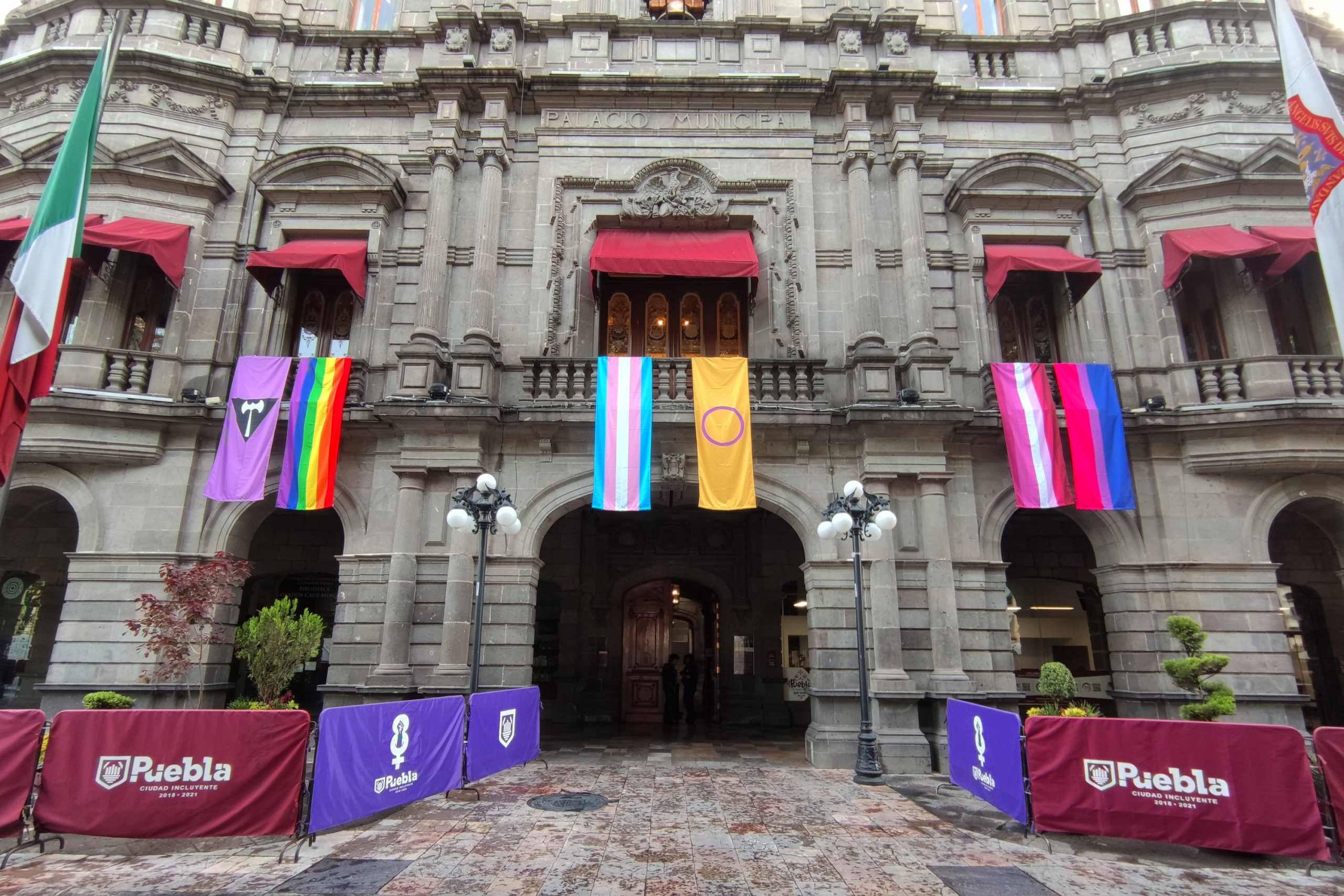 8 de cada 10 personas la comunidad LGBTTTIQ han sido discriminadas, Ayuntamiento de Puebla