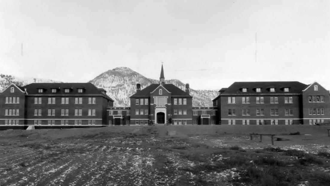 Canada et les atrocités commises dans les pensionnats catholiques où des milliers d'enfants indigènes ont été abusés