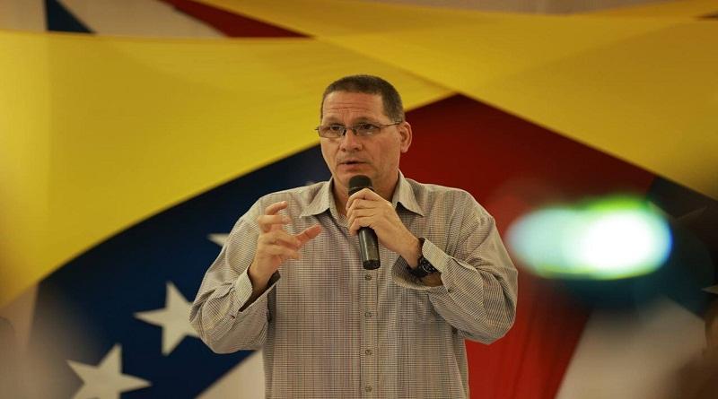 Jesús Faría: la decisión del Tribunal de la UE sobre las sanciones a Venezuela es cínica