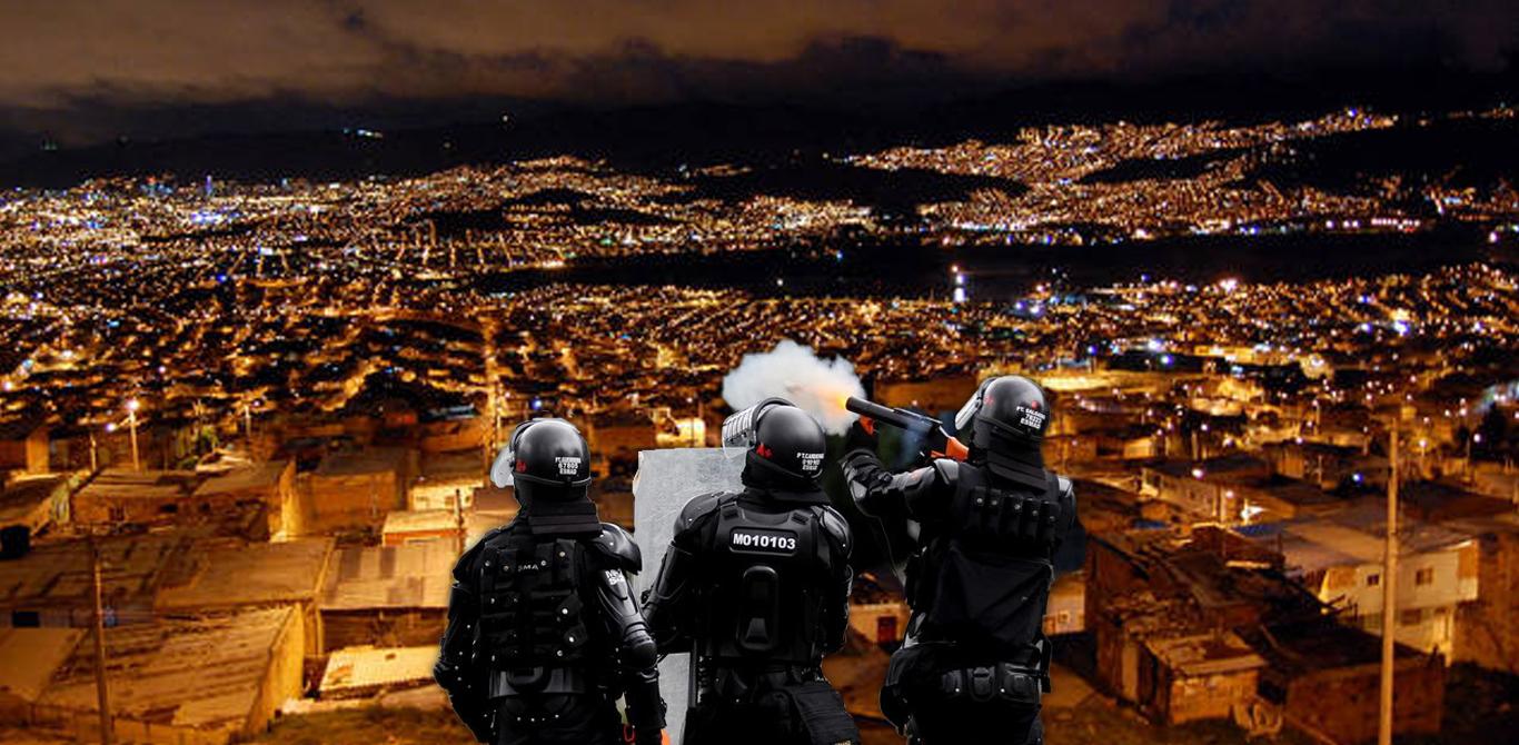 Otra noche de violencia: Esmad reprime a mansalva en varias ciudades colombianas