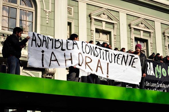 Valoran compromiso con la democracia directa de la Vocería de los Pueblos y de la Lista del Pueblo