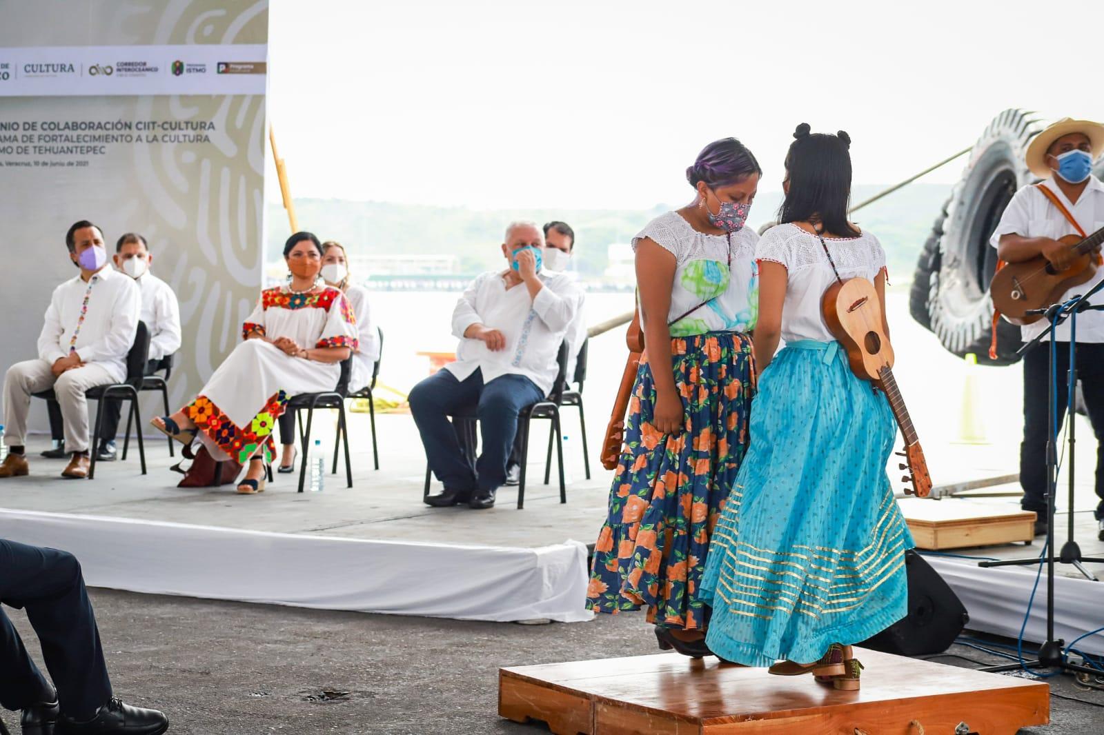 Diversidad cultural detona bienestar en el Istmo de Tehuantepec