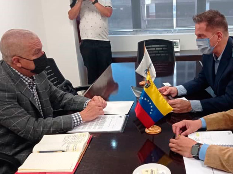 Cámara Petrolera de Venezuela entregó propuestas a la Asamblea Nacional