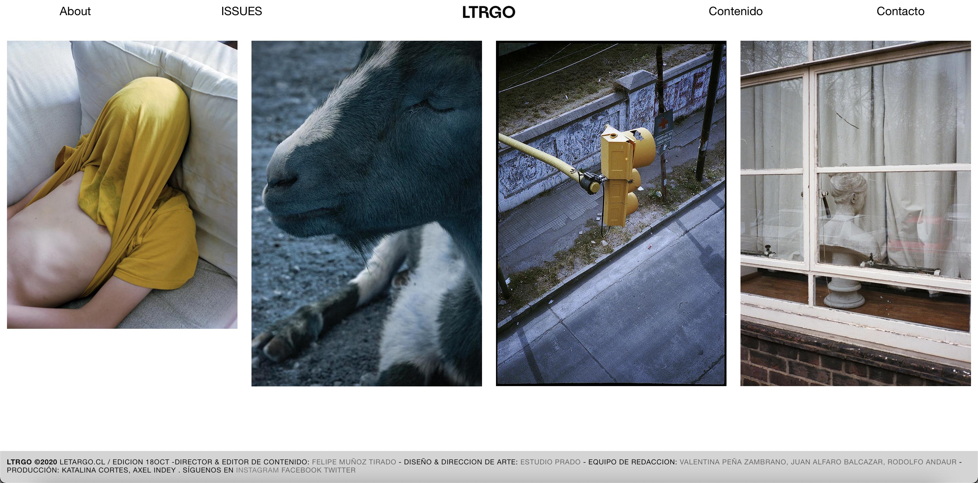 Letargo Revista abre convocatoria para fotógrafos y fotógrafas que deseen participar en su segunda edición
