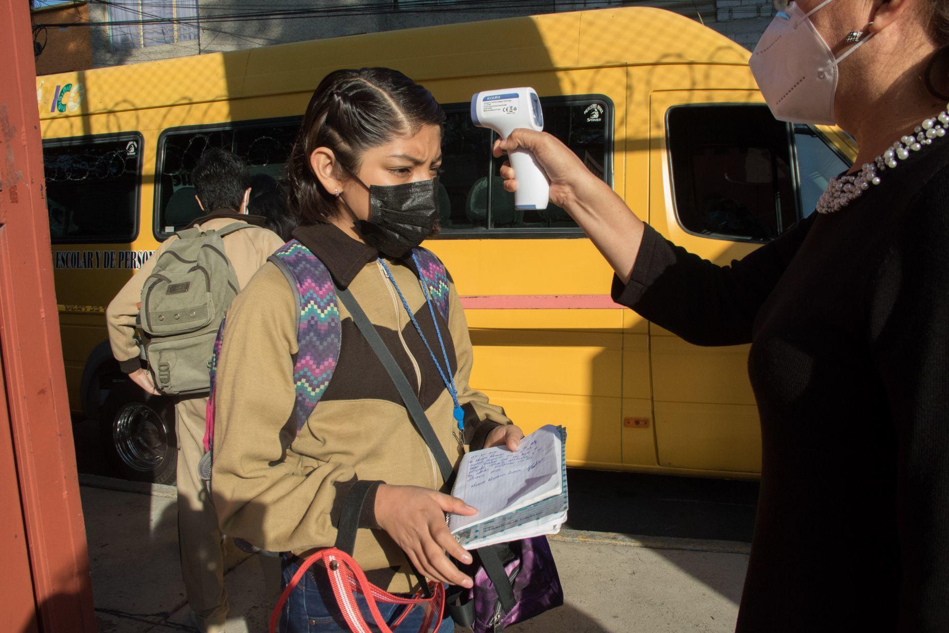 Deserción escolar por la pandemia de coronavirus es de 2.5%: SEP