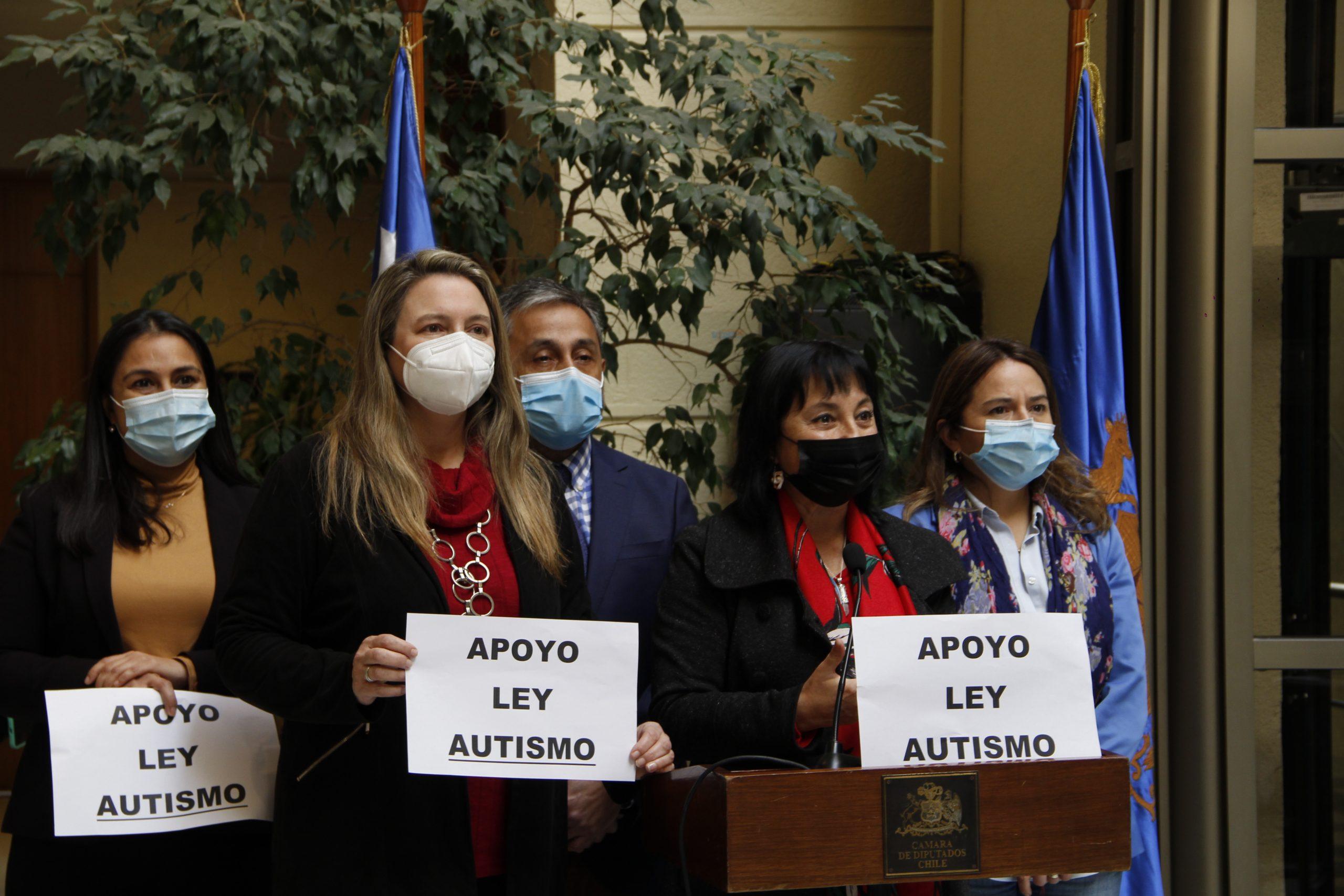Presentan proyecto de ley para la protección e inclusión de personas con Espectro Autista: Organizaciones participaron en su elaboración