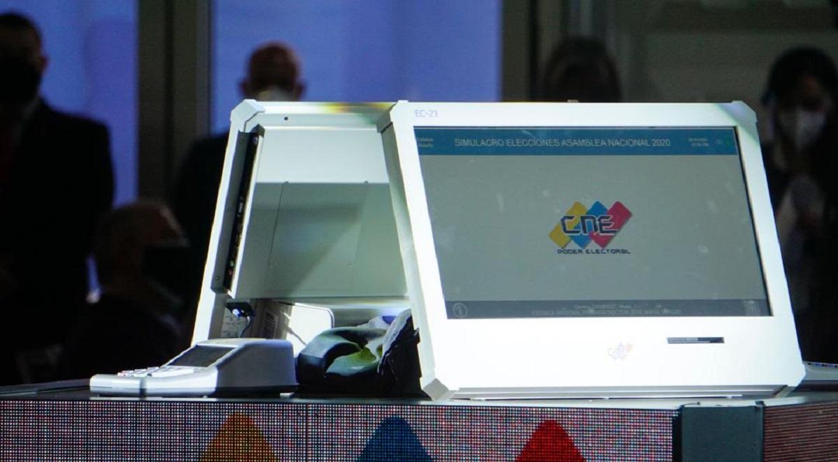 Comenzó Auditoría Integral del Sistema Automatizado de Votación en Venezuela