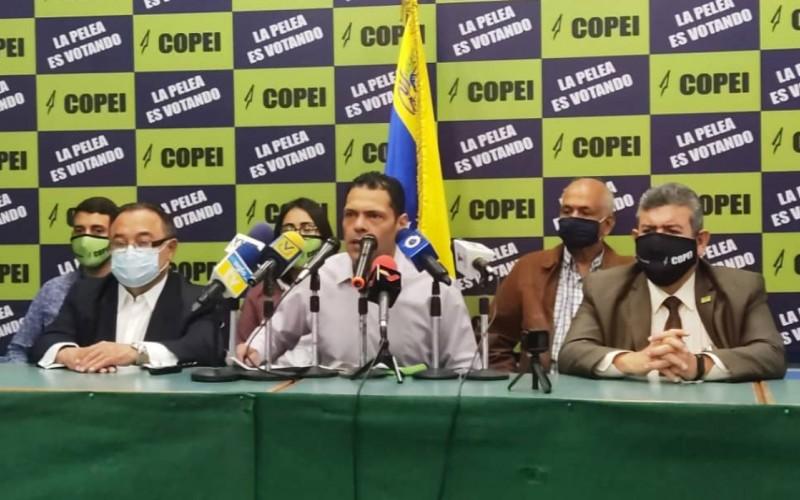Partido de la oposición venezolana rechaza bloqueo que impide ingreso de vacunas anticovid al país