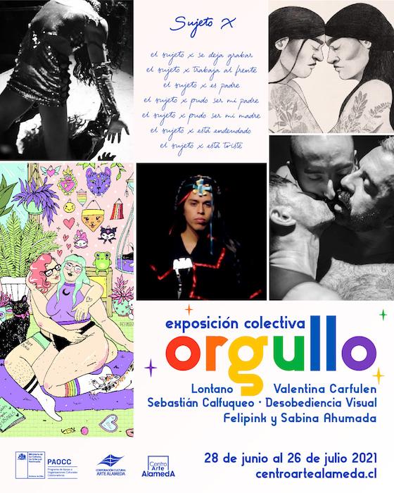 Centro Arte Alameda celebra el ORGULLO con exposición virtual y cine arte LGBTIQ+