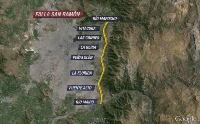 Geólogos expusieron sobre los riesgos de la falla de San Ramón ante comisión investigadora del Congreso
