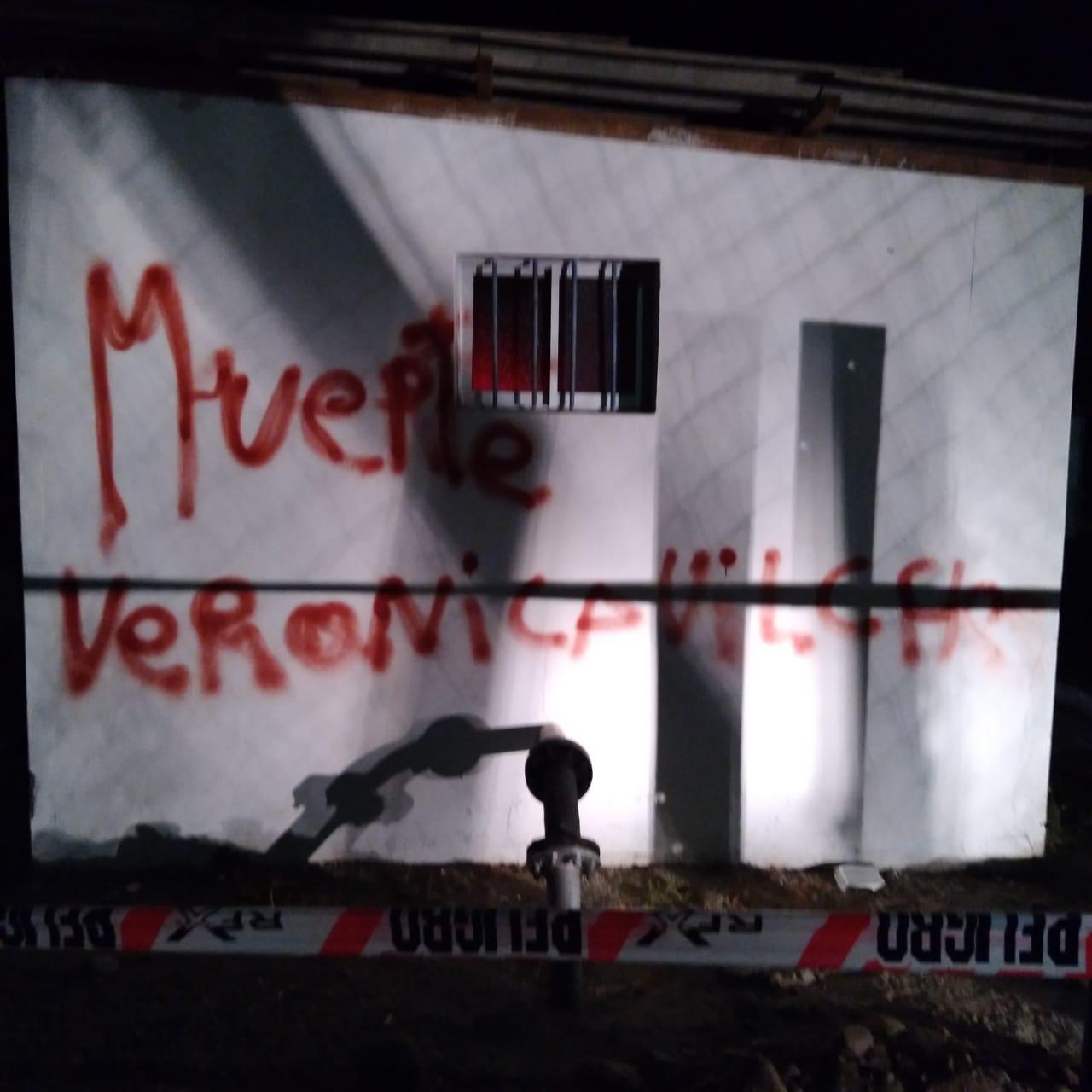 Diputada Marzán emplaza al Gobierno a que ponga urgencia al proyecto que endurece sanciones por amenazas a dirigentes sociales